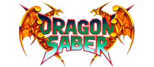 Dragon Saber - After Story of Dragon Spirit logo