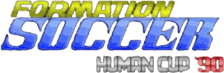 Formation Soccer - Human Cup '90 logo