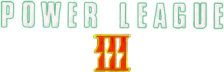 Power League III logo