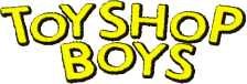 Toy Shop Boys logo