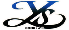 Ys Book I & II - Ancient Ys Vanished logo