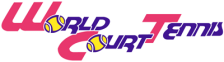 World Court Tennis logo