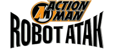 Action Man - Robot Atak logo