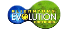 Alienators - Evolution Continues logo