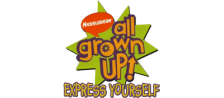 All Grown Up! - Express Yourself logo