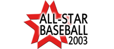 All-Star Baseball 2003 logo