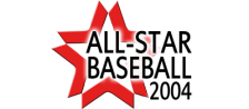All-Star Baseball 2004 logo