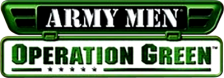 Army Men - Operation Green logo