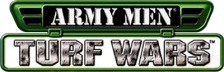 Army Men - Turf Wars logo