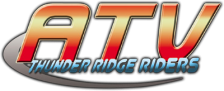 ATV - Thunder Ridge Riders logo