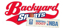 Backyard Sports - Basketball 2007 logo