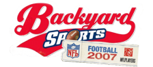 Backyard Sports - Football 2007 logo