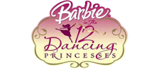 Barbie in the 12 Dancing Princesses logo