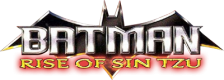 Batman - Rise of Sin Tzu logo