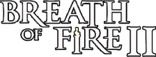 Breath of Fire II logo