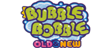 Bubble Bobble - Old & New logo