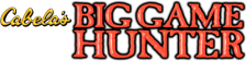 Cabela's Big Game Hunter logo