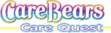 Care Bears - The Care Quests logo