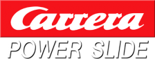 Carrera Power Slide logo