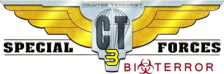 CT Special Forces - Bioterror logo