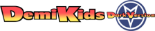 DemiKids - Dark Version logo