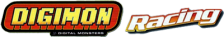 Digimon Racing logo