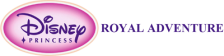 Disney Princess - Royal Adventure logo