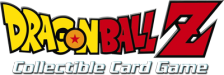Dragon Ball Z - Collectible Card Game logo