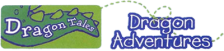 Dragon Tales - Dragon Adventures logo