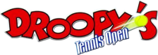 Droopy's Tennis Open logo