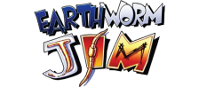 Earthworm Jim logo