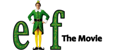 Elf - The Movie logo