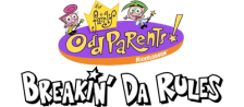 Fairly OddParents!, The - Breakin' da Rules logo