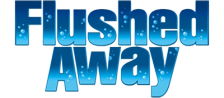 Flushed Away logo