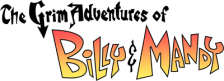 Grim Adventures of Billy & Mandy, The logo