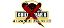 Guilty Gear X - Advance Edition logo