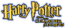 Harry Potter and the Chamber of Secrets logo