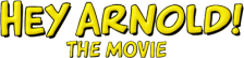 Hey Arnold! - The Movie logo