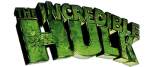 Incredible Hulk, The logo