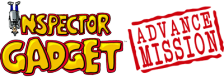 Inspector Gadget - Advance Mission logo