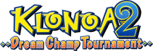 Klonoa 2 - Dream Champ Tournament logo