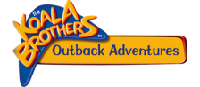 Koala Brothers - Outback Adventures logo