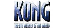 Kong - The 8th Wonder of the World logo