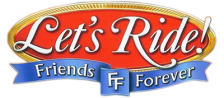 Let's Ride! - Friends Forever logo