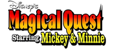 Magical Quest Starring Mickey & Minnie logo