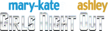 Mary-Kate and Ashley - Girls Night Out logo