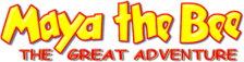 Maya the Bee - The Great Adventure logo