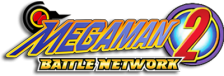 Mega Man Battle Network 2 logo