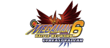 Mega Man Battle Network 6 - Cybeast Falzar logo