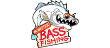 Monster! Bass Fishing logo